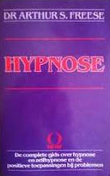 boek-omslag-arthur-freese-hypnose