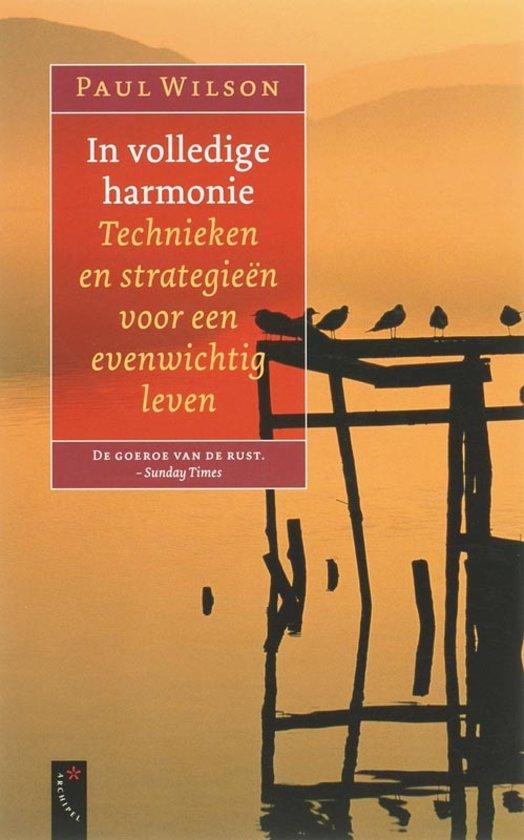 boek-omslag-paul-wilson-volledige-harmonie