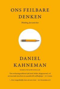 boek-omslag-Ons feilbare denken - Daniel_Kahneman