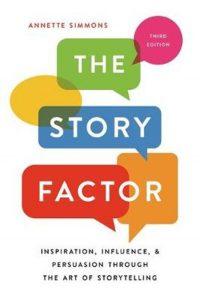 boek-omslag-The Story Factor - Annette Simmons