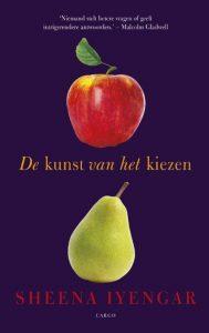 boek-omslag-De kunst van het kiezen - Sheena Iyengar