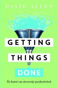 boek-omslag-Getting Things Done - David Allen