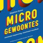 boek-omslag-Micro Gewoontes - Stephen Guise